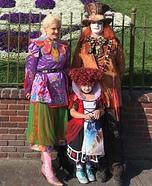 Wonderland Crew Homemade Costume