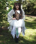 Woodland Fairy Costume for Women