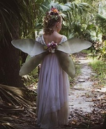 Woodsy Fairy Homemade Costume