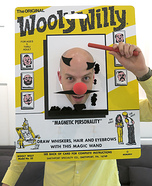 Wooly WIlly Homemade Costume