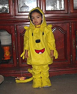 Wow Wow Wubbzy Costume