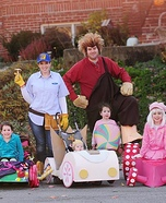 Wreck-It Ralph Family Costumes DIY