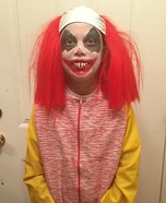 Wrongald McDonald Homemade Costume