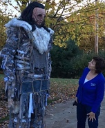 Wun Wun the Giant from Game of Thrones Homemade Costume