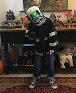 Wybie from Coraline Homemade Costume