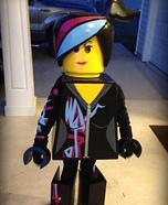 Halloween costume ideas for girls: Wyldstyle from The Lego Movie