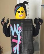 Wyldstyle Lego Homemade Costume