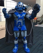 X-Men Apocalypse Homemade Costume