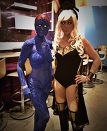 X-Men Mystique Homemade Costume