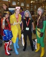 X-Men Superhero Costumes