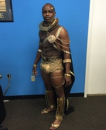 Xerxes 300 Homemade Costume
