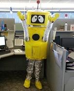 Yo Gabba Gabba Plex Homemade Costume