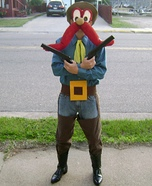 Yosemite Sam Costume