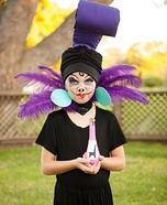 Yzma Homemade Costume