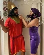 Yzma's Revenge Homemade Costume