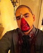 Zipper face costume ideas - Zipper face Costume