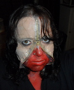 Zipper face costume ideas - Zipperface Costume