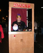Zoltar Homemade Costume