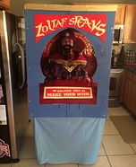 Zoltar Machine Homemade Costume