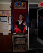 Fortune Teller Zoltar Costume
