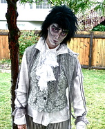 Homemade Zombie Costume