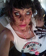 Zombie Homemade Costumes