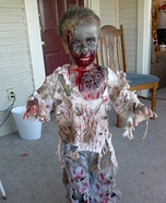 Zombie Homemade Costume