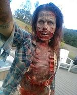 Zombie Homemade Costume