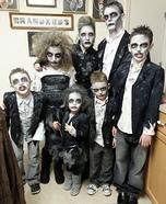 Zombie Apocalypse Homemade Costume