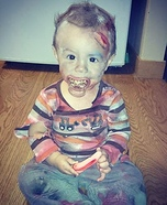 Zombie Baby Halloween Costume