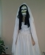 Zombie Bride Homemade Costume