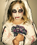 Zombie Bride Costume Idea