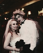 Zombie Bride and Groom