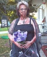Zombie Bride's Maid Homemade Costume