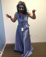 Zombie Bridesmaid Costume