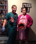 Zombie Couple Costume