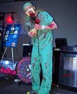 Zombie Doctor Homemade Costume