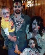 Zombie Family Costume Ideas