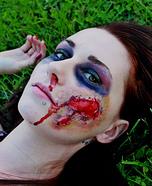 Zombie Gore Homemade Costume