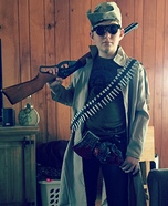 Zombie Hunter Homemade Costume