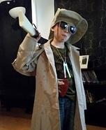 Zombie Hunter Homemade Costume