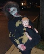 Zombie Momma Costume