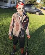 Zombie of the MLB Homemade Costume