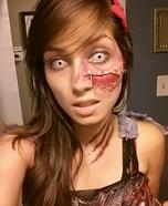 Zombie Prom Halloween Costume