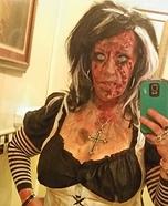 Zombie Rag Doll Homemade Costume