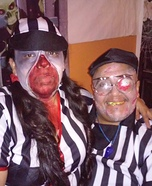 Zombie Referees Homemade Costume