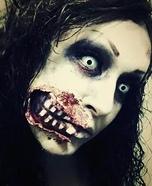 Zombie Scare Makeup