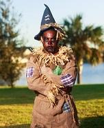 Zombie Scarecrow Homemade Costume