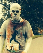 Zombie Trail Runner Costume