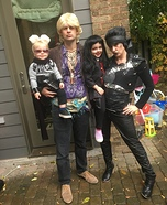 Zoolander Family Homemade Costume